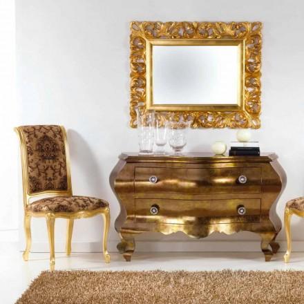 Komoda s klasickým designem vyrobeny z masivního dřeva Bellini