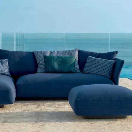 Cliff Talenti složení moderního venkovního nábytku, design Palomba