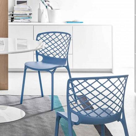Gamera Connubia Calligaris židle moderní design kuchyně, 2 kusy