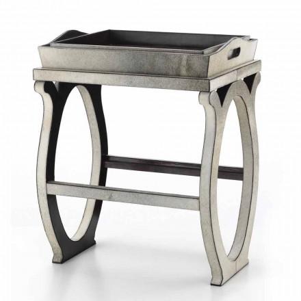 Moderní design konzole s podnosem šedé pony Felicia