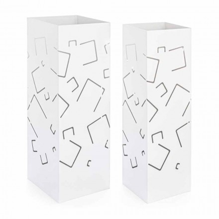 Dvojice stojanů na deštníky z moderní lakované oceli Homemotion - Formio