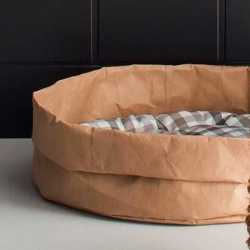Chovatelská stanice pro psy a kočky v Tommyho celulózovém vlákně vyrobená v Itálii