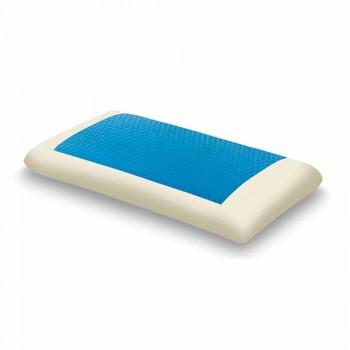 Polštář hypoalergenní ultra měkký gel Soft Air Made in Italy