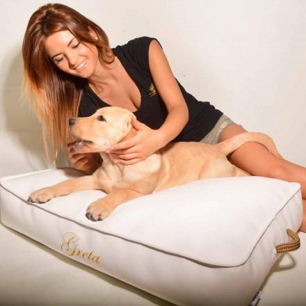 Pes polštář pokryté imitace kůže interiéru Doggy Cloud