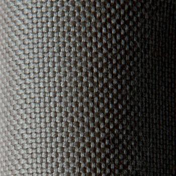 2 sedací venkovní pohovka z kovu a tkaniny s polštáři vyrobenými v Itálii - Olma