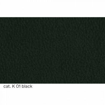 3místná pohovka v kvalitě Made in Italy Prošívaná kůže - Vesuv