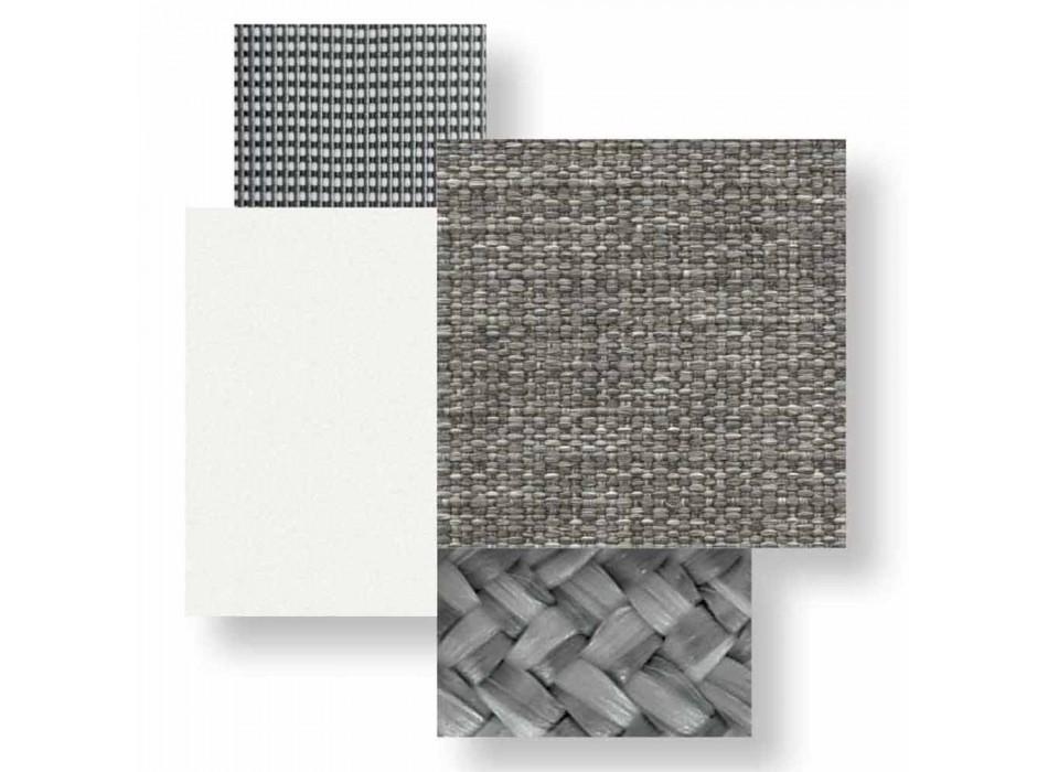 2místná venkovní pohovka z hliníku a textilu - Cottage Luxury od Talenti