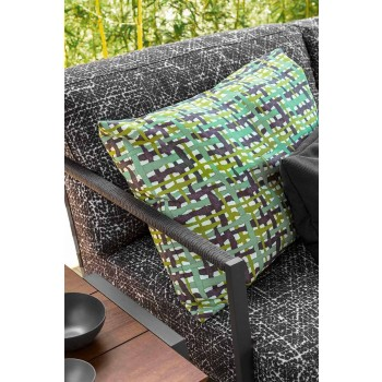 3místná zahradní pohovka z hliníku a látky - Cottage Luxury od Talenti