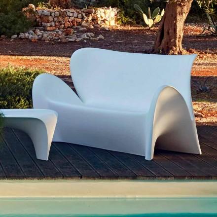 Venkovní nebo vnitřní obývací pokoj Barevný plastový design pohovky - Lily od Myyour