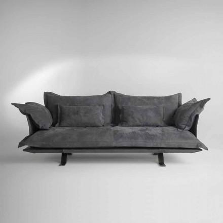 Moderní sofa provedení Shita kůže, 170, 220 nebo 250 cm
