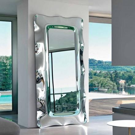 Fiam Italy Dorian zrcadlo podlaha / stěna 202x105cm Made in Italy