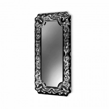 Fiam Veblèn Nové barokní nástěnné zrcadlo vyrobené v Itálii
