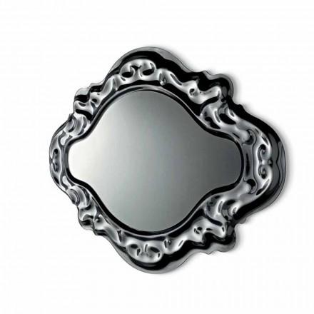 Fiam Veblèn Nové barokní nástěnné zrcadlo moderního designu vyrobené v Itálii