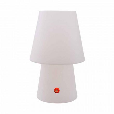 Dobíjecí LED lampa z polyethylenu pro vnitřní nebo venkovní použití - Fungostar