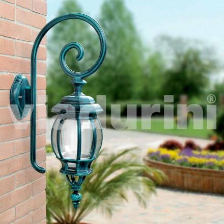 Venkovní nástěnná tlaková litá lampa vyrobená tlakovým litím hliníku, Anika