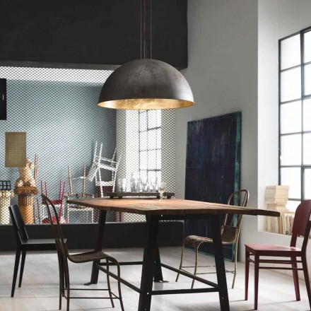 Lampa rustikální provedení Ø40 cm Galileo Il Fanale