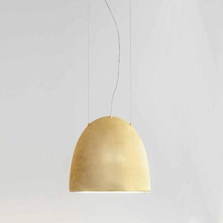 Závěsná lampa moderního designu v keramice - Sfogio Aldo Bernardi