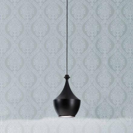 Lampa keramické odpružení Lustri 3 Aldo Bernardi