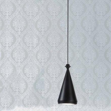 Lampa keramické suspenze Lustri 2 nebo standardní světelný zdroj