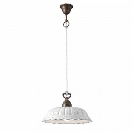 Lampa keramické suspenze Ø 32 Anita Il Fanale