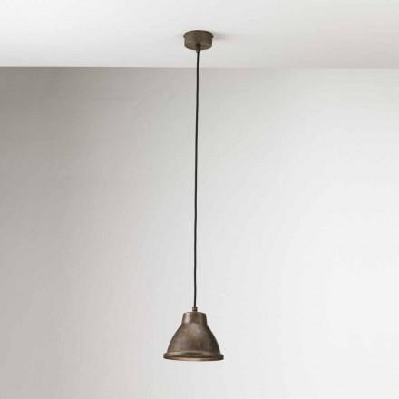 Průmyslová nástěnné svítidlo železa Půdní Mini Il Fanale