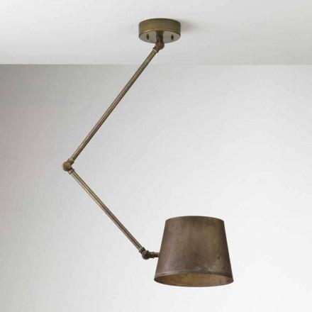 Lampa nastavitelné zavěšení průmyslové Reporter Il Fanale