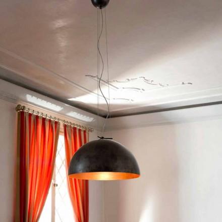 Lampa malý suspenze v Moonlight oceli