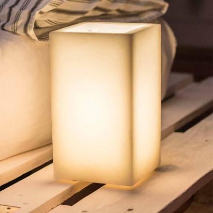 Lampa Abat-jour ve voňavém vosku různých barev vyrobená v Itálii - Dalila