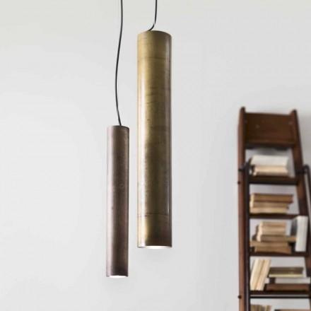válcový lampa O8 Slunečnice Il Fanale