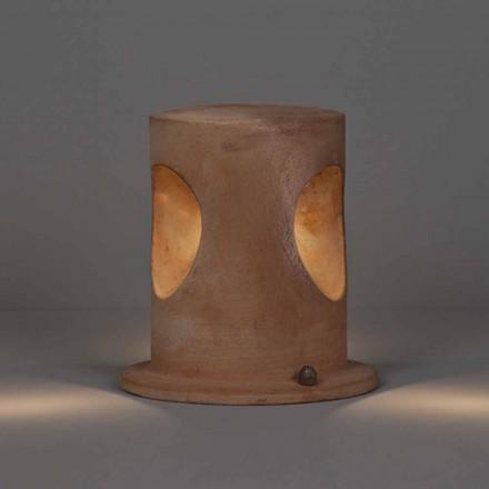 Venkovní stojací lampa se 2 světly, U-Boat - Toscot