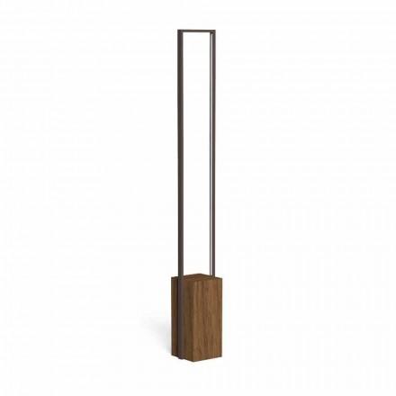 LED venkovní lampa z barevné oceli a 3 rozměry - Casilda od Talenti