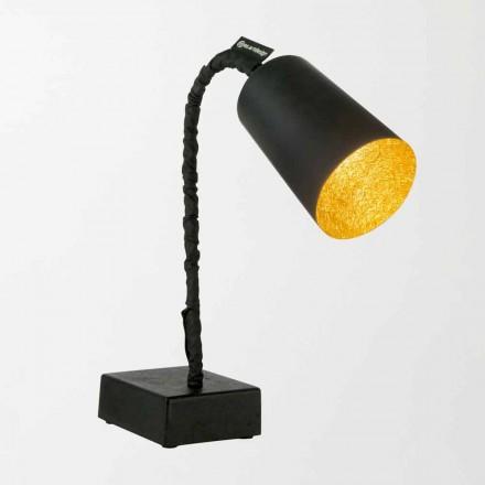 Stolní svítidlo In-es.artdesign Barva T2 tabule flexibilní stonky