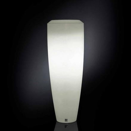 Konstrukce stojací lampa Led LDPE outdoor houfnice Small