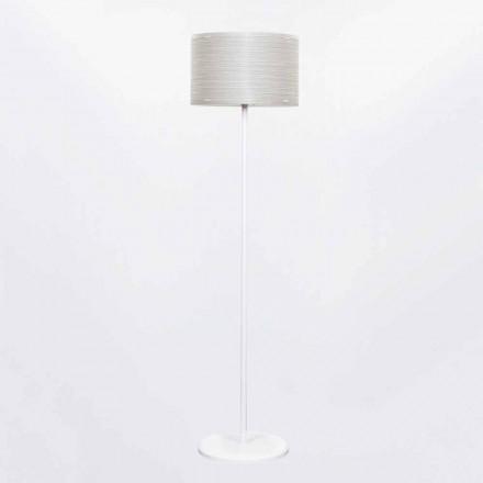 Stojací lampa moderní italský design Debby, průměr 45 cm