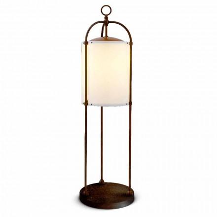 Stojací lampa pro venkovní mosaznou Pitosforo jsou připravovány
