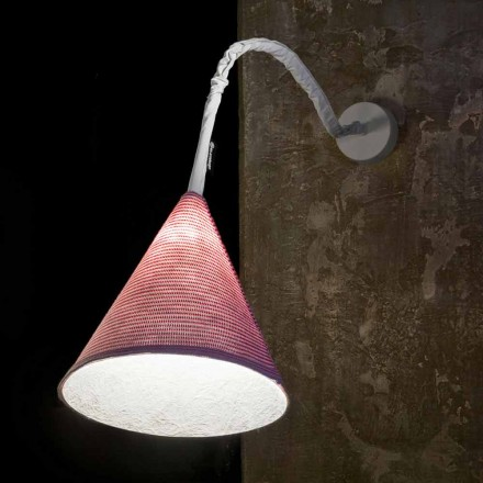 Designová nástěnná svítidla In-es.artdesign Jazz A Stripe barevné vlny