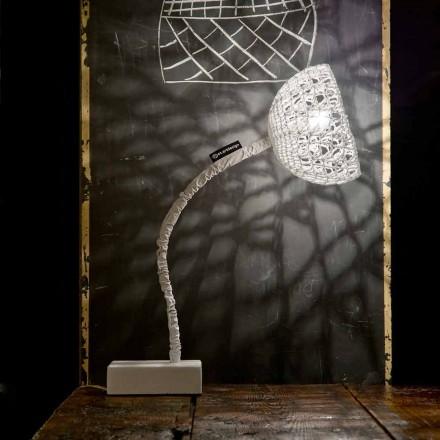 Konstrukční lampa stolu In-es.artdesign T2 flexibilní stonka