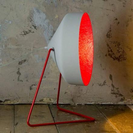 Designová podlahová svítidla In-es.artdesign Cyrcus F Betonový beton