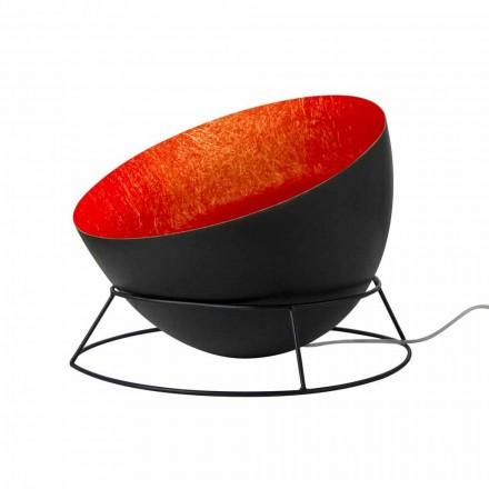Ocelová a nebulizovaná podlahová svítidla In-es.artdesign H2o F barevná