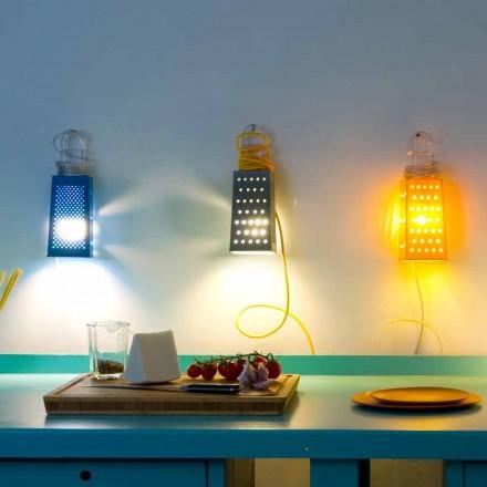 Tabulka laprené lampy In-es.artdesign Moderní Cacio & Pepe