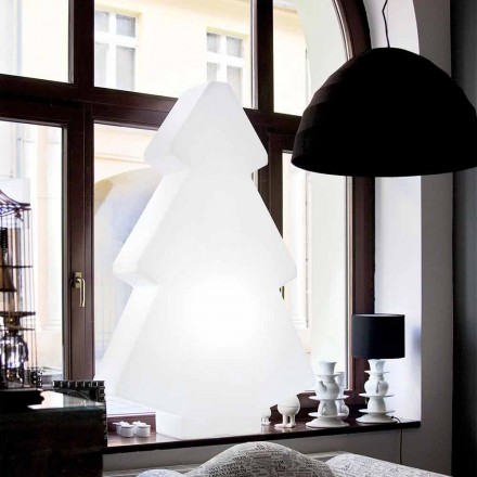 Vnitřní lampa stolu / podlahy Slide Vánoční strom Lightree vyrobený v Itálii