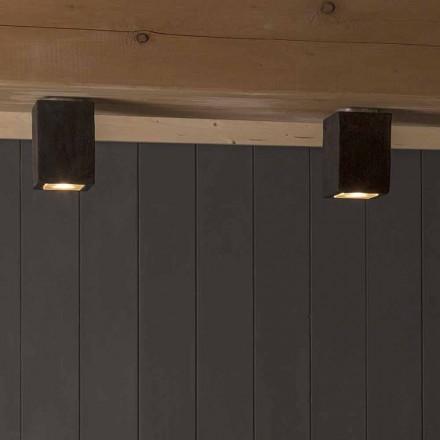 LED venkovní stropní svítidlo v jílu, Smith - Toscot