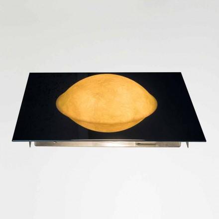 Moderní nástěnná svítidla In-es.artdesign Washmachine in nebulite