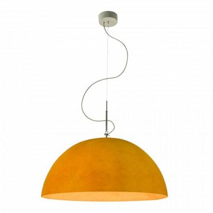 Moderní lampa In-es.artdesign Mezza Luna Suspended nebulite
