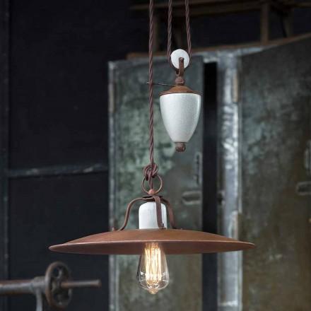řemesla a dolů keramiky lampy a Metallo Kristen Ferroluce