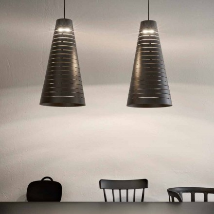 Design závěsné svítidlo vyrobené z Itálie Vyrobeno v Itálii - Cervino Aldo Bernardi