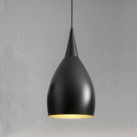 Moderní hliníková závěsná lampa vyrobená v Itálii - Cappadocia Aldo Bernardi