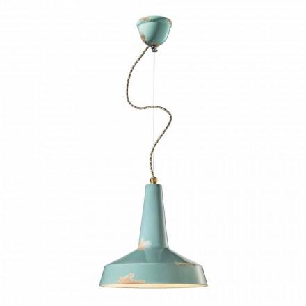 retro styl lampa řemeslně pozastavení Ferroluce