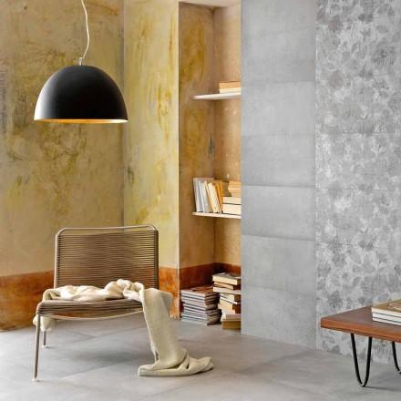 Moderní designový lustr In-es.artdesign H2o v barevném nebulitu