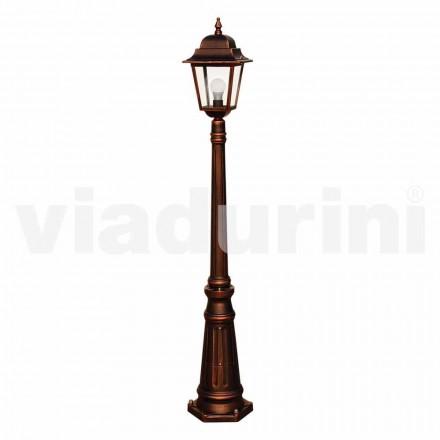 Zahradní svítidla vyrobená z tlakově litého hliníku, vyrobená v Itálii, Aquilina